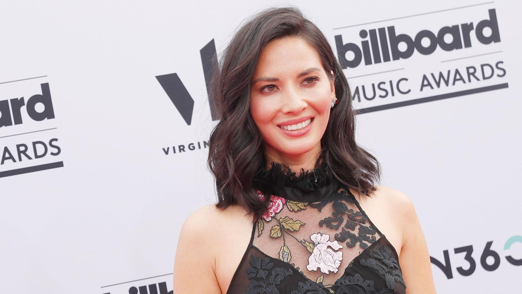 """Magic Mike""-Star Olivia Munn trägt bereits den ""Tob""."