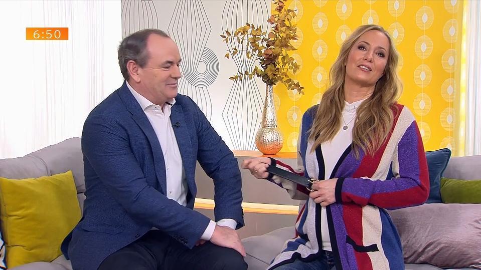 Angela Finger Erben Ist Wieder Schwanger So Lustig Enthüllte Sie
