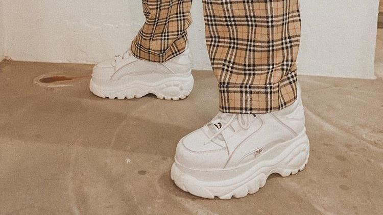 Klobige Sneaker
