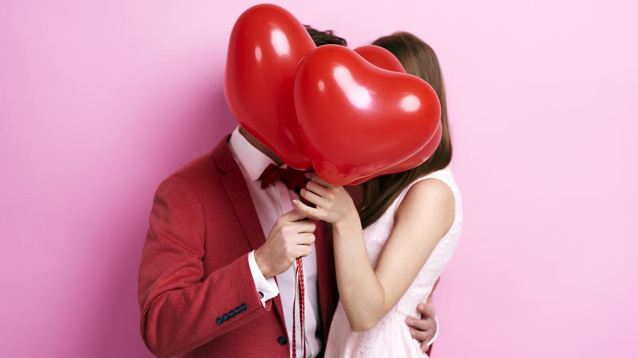 Am 14. Februar ist Valentinstag - der Tag der Liebenden.