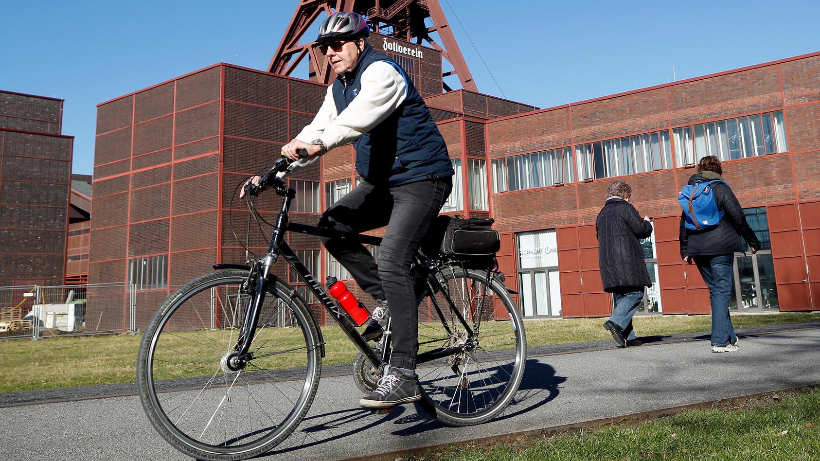 Gesundheit: Abnehmen mit Radfahren