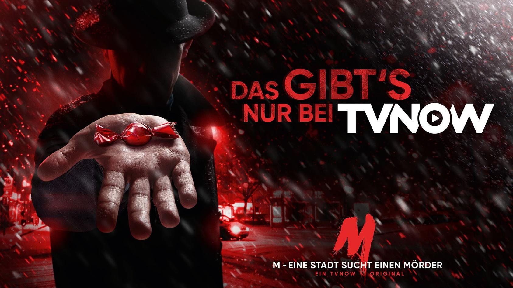 """""""M – Eine Stadt sucht einen Mörder"""": Alle Folgen bei TVNOW sehen"""
