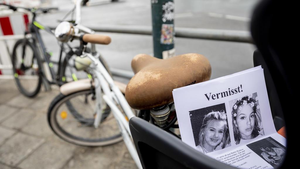 Suche nach Rebecca in Berlin