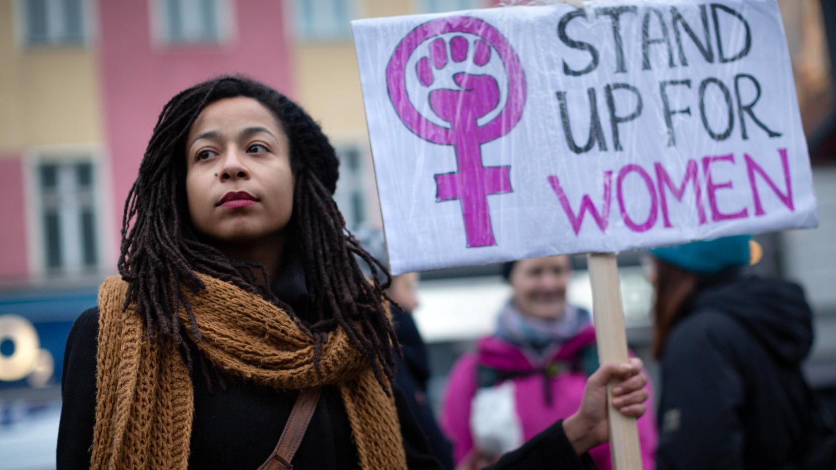 In nur sechs Ländern auf der Welt sind Frauen und Männer wirklich gleichberechtigt.