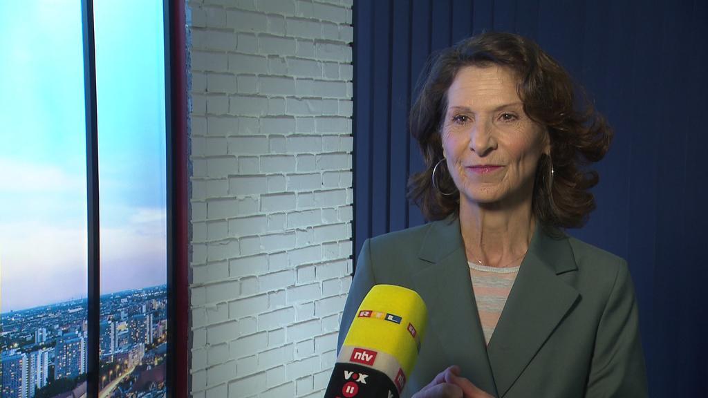 Antonia Rados im Interview