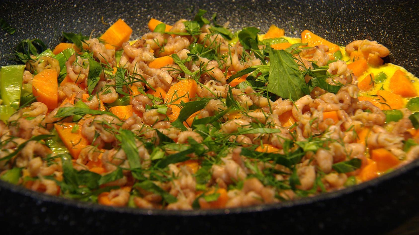Regionale Küche – So is(s)t der Norden: Fischerfrühstück