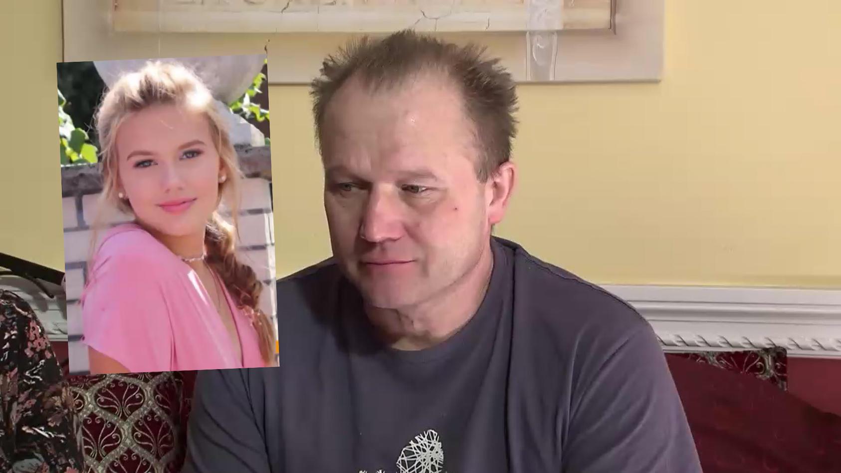Rebeccas Vater Bernd veröffentlicht neue Details.