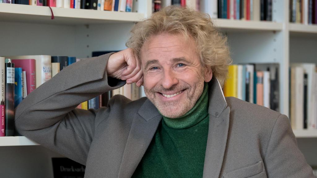"""Thomas Gottschalk erzählt """"Die Passion"""""""