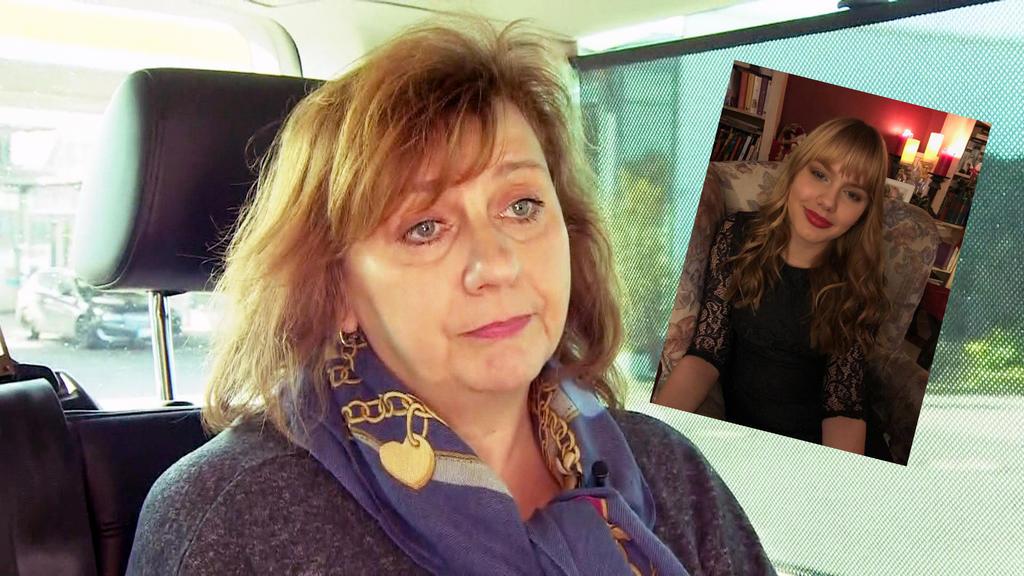 Für Rebeccas Mutter Brigitte Reusch ist eine Welt zusammengebrochen.
