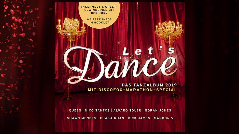 Let's Dance - der heiße Sound zur aktuellen Staffel