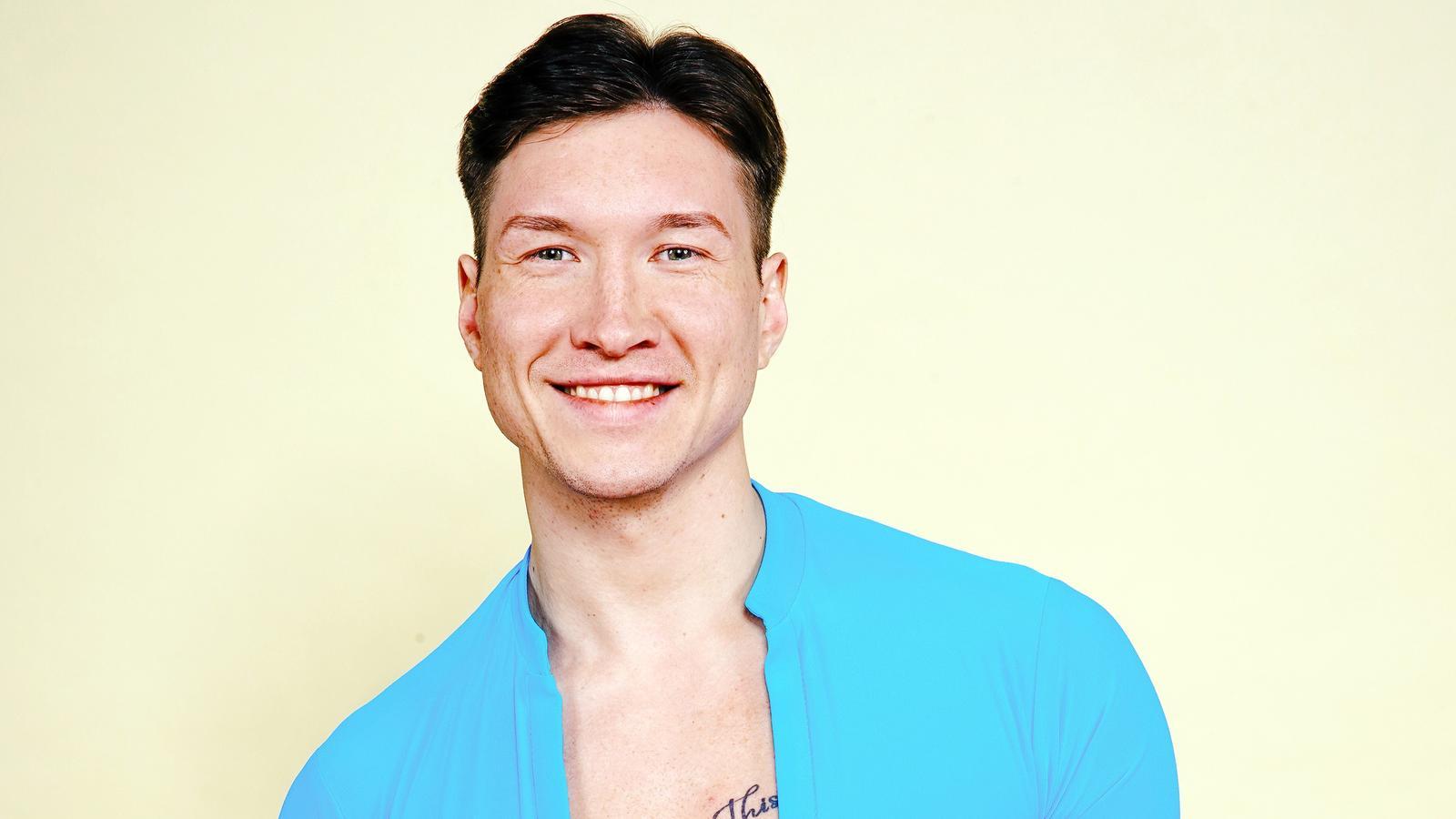 """Evgeny Vinokurov tanzt als Profitänzer bei """"Let's Dance"""" 2019"""