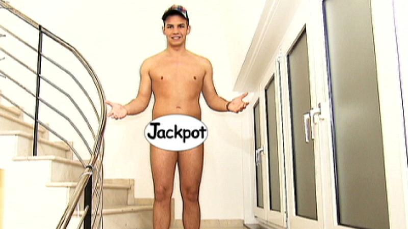DSDS 2011: Pietro Lombardi zeigt sich nackt