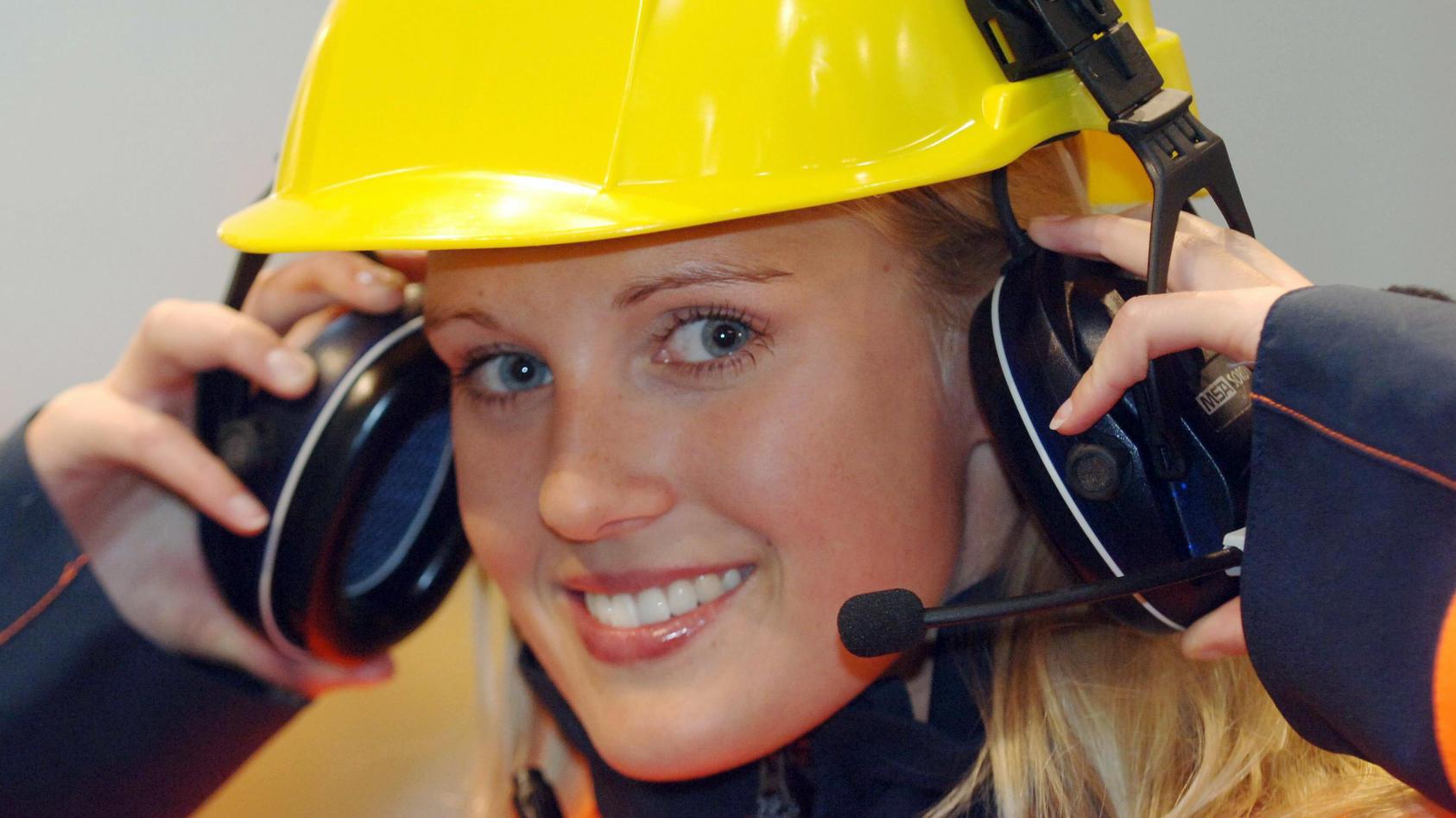 Ziel des Arbeitsschutzes ist Arbeitssicherheit und ständige Verbesserung der Arbeitsbedingungen.