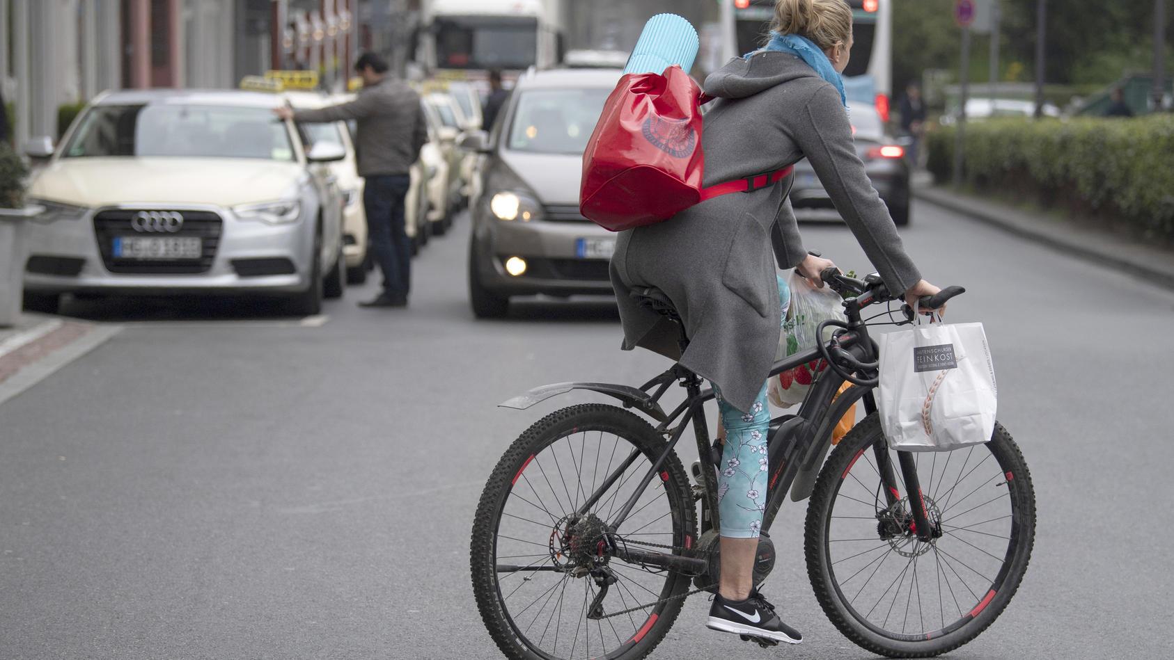 Radfahrer sollen in Zukunft besser geschützt werden.