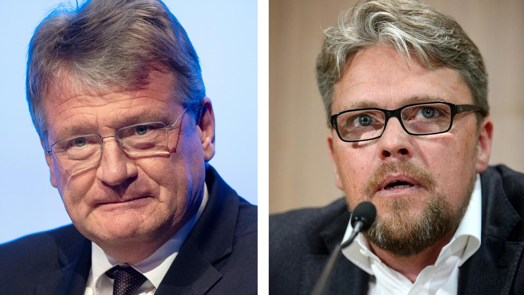 Jörg Meuthen, Guido Reil