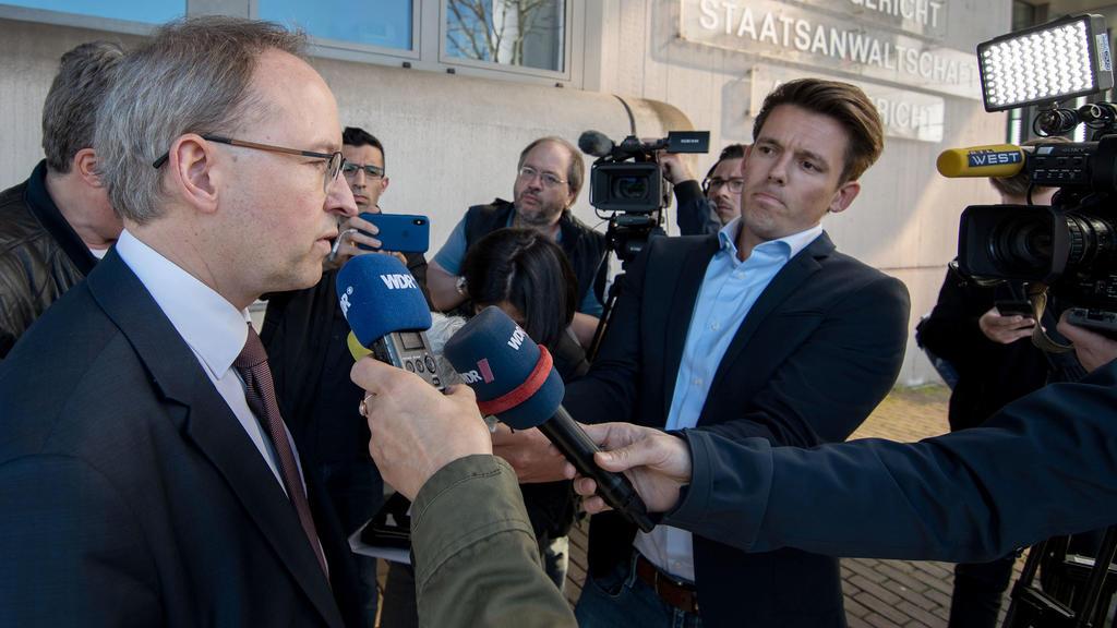Prozessbeginn in Siegen: Teenager (14) erwürgte Mitschüler (16) - Geständnis!
