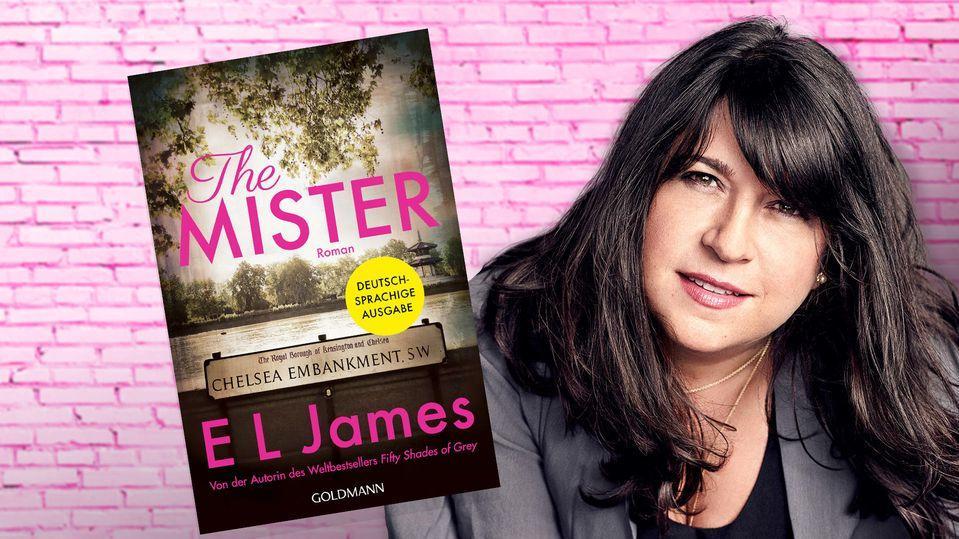 """E. L. James hat ihren ersten Roman nach der Erfolgsreihe """"Shades of Grey""""  veröffentlicht."""