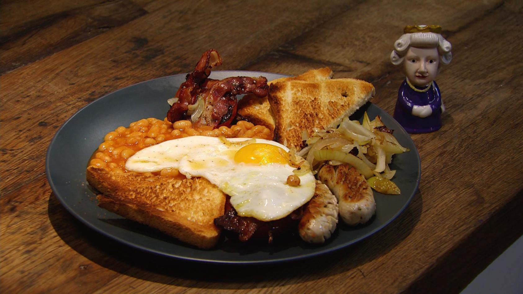 God save the Queen – Ein Tag in Großbritannien: English Breakfast
