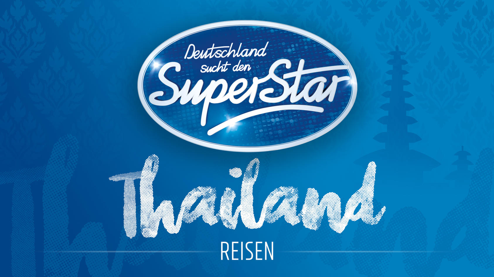 Auf den Spuren der DSDS-Kandidaten geht's nach Thailand.