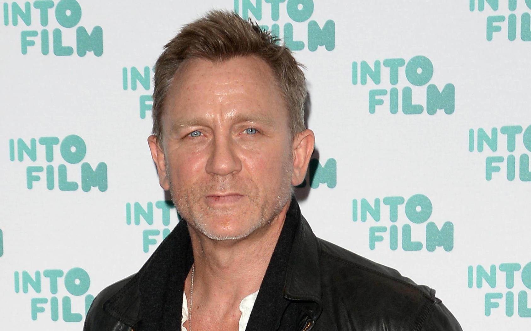 Daniel Craig verabschiedet sich von James Bond