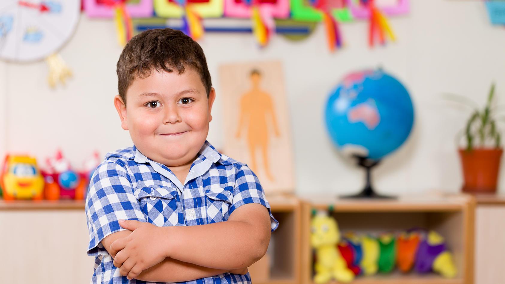 Viele Eltern unterschätzen Übergewicht