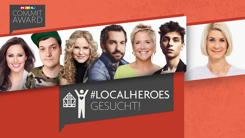 RTL sucht nach jungen engagierten Menschen, die sich für ein attraktives Leben auf dem Land einsetzen.