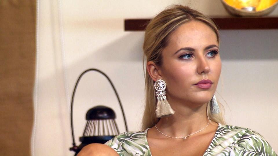 Bachelor-Kandidatin Lina Kolodochka wurde fast vergewaltigt.