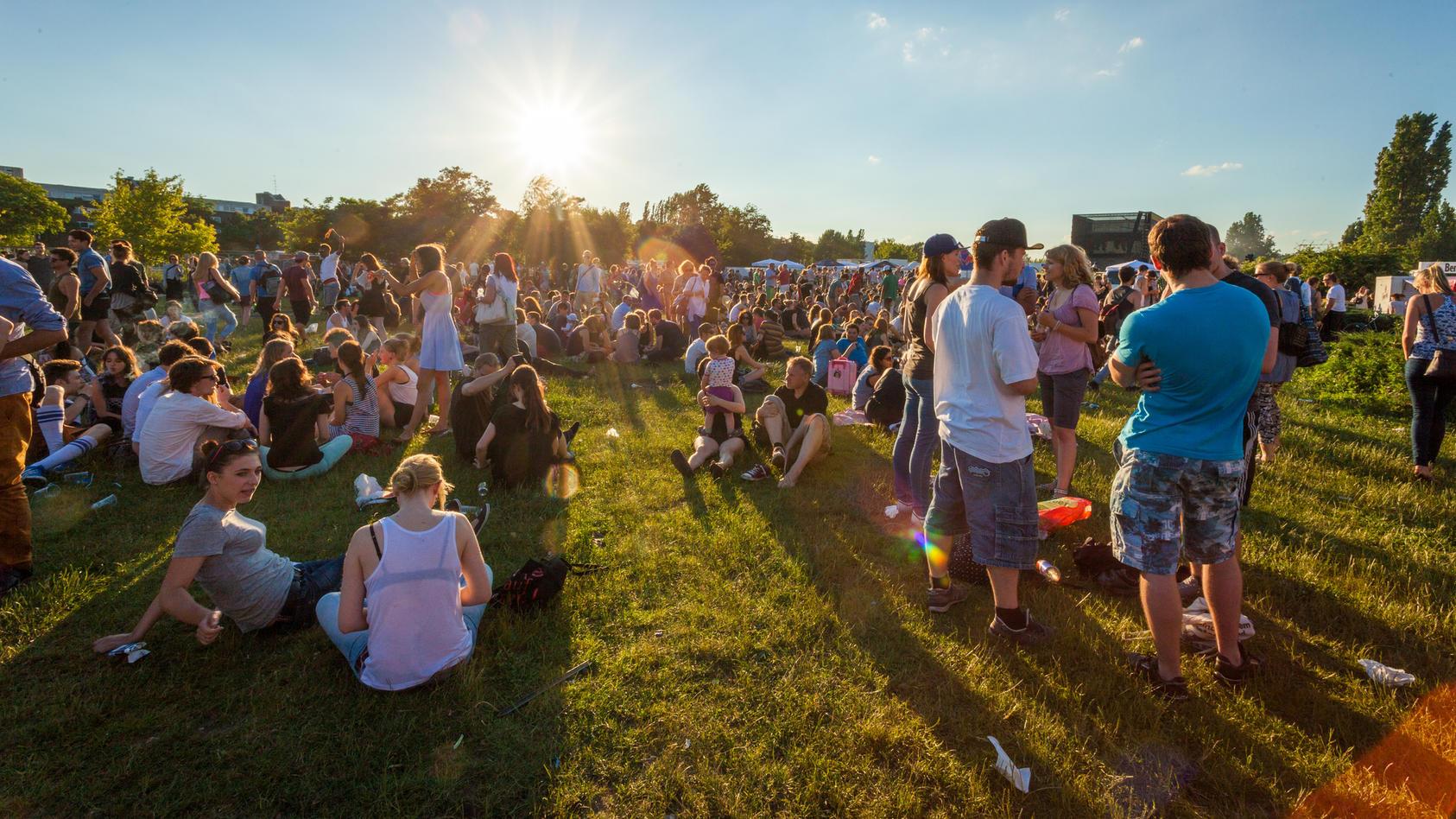 Sommer, Sonne, Festivalzeit!