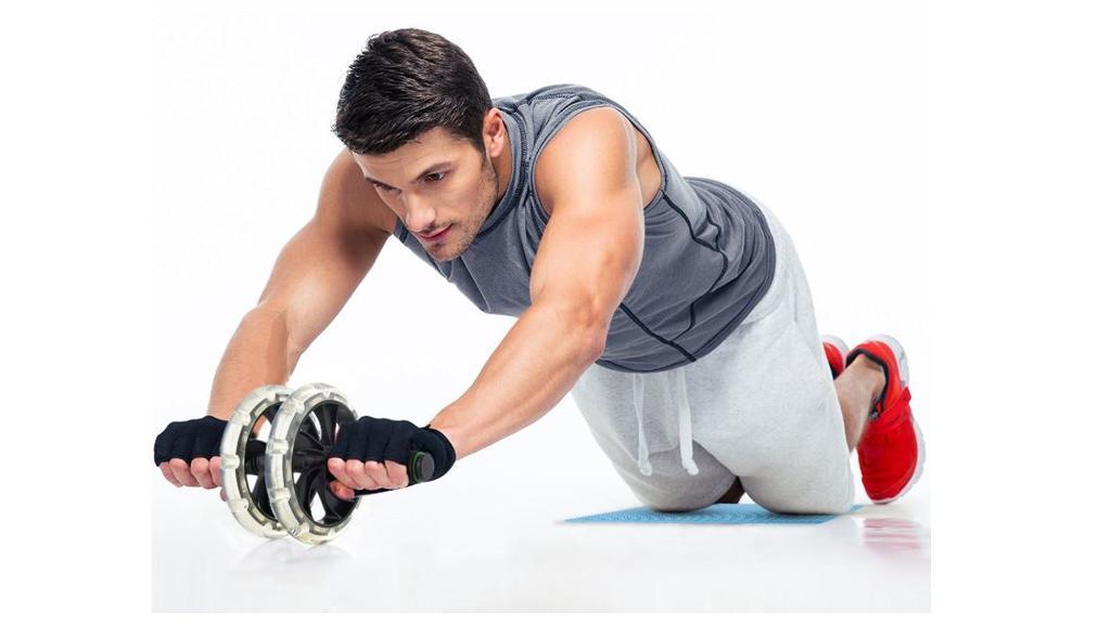 Bauchroller für straffe Bauchmuskeln