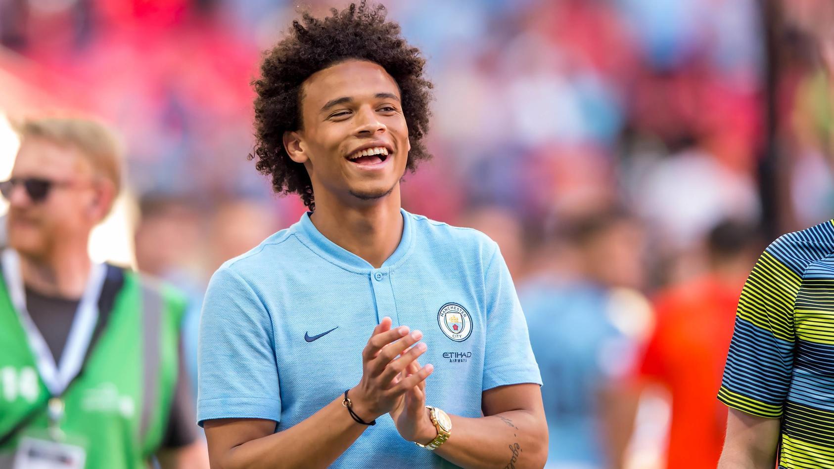 Leroy Sané(Manchester City)