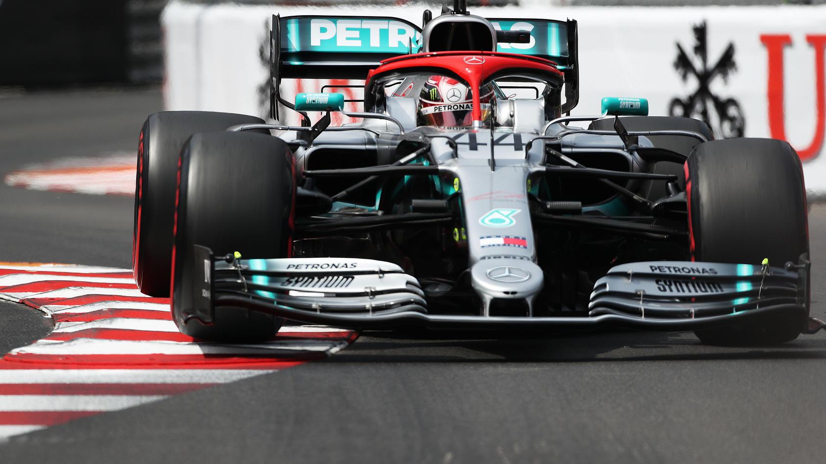 Grand Prix von Monaco - Training