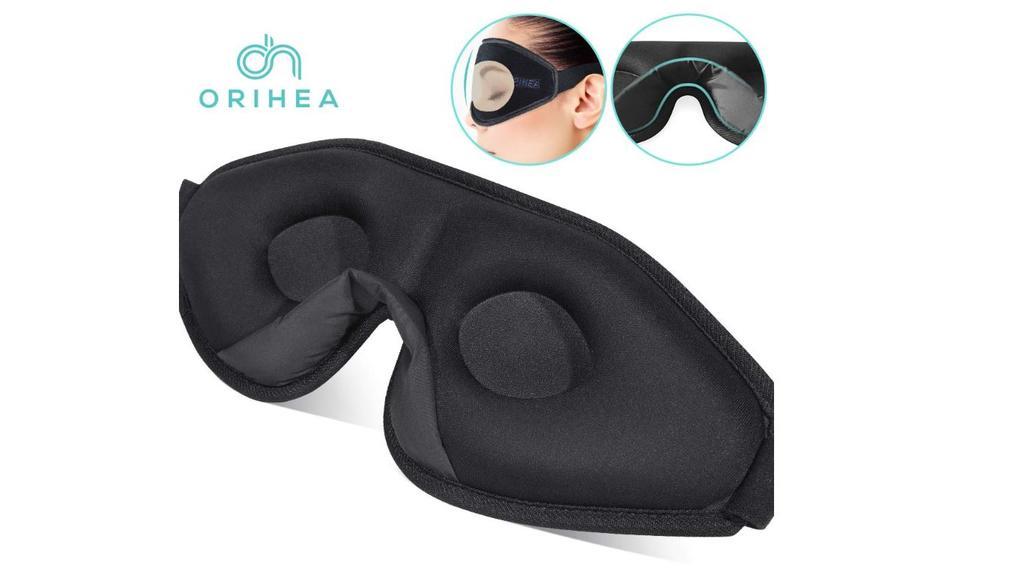 3D-Schlafmaske von OriHea