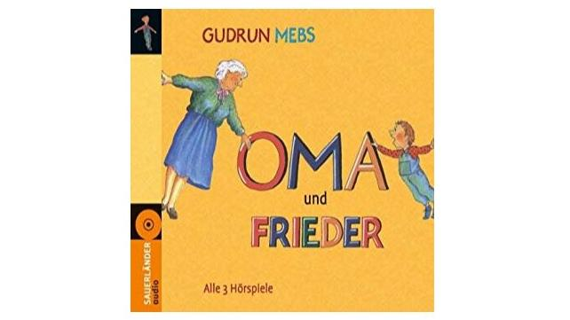 Oma und Frieder als Hörbuch