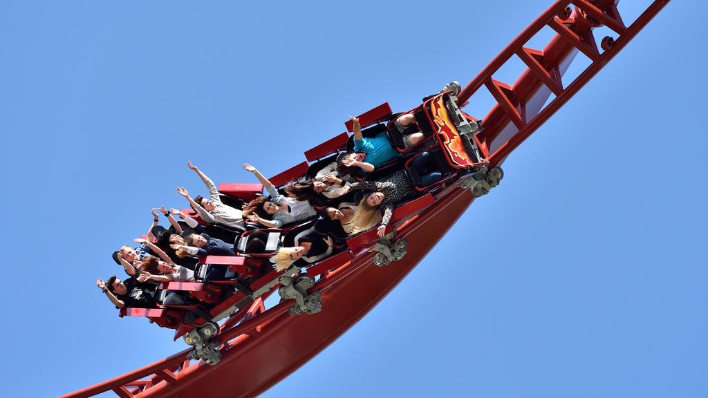Der Eintritt für einen Freizeitpark ist seit dem Jahr 2000 um 141 Prozent gestiegen!