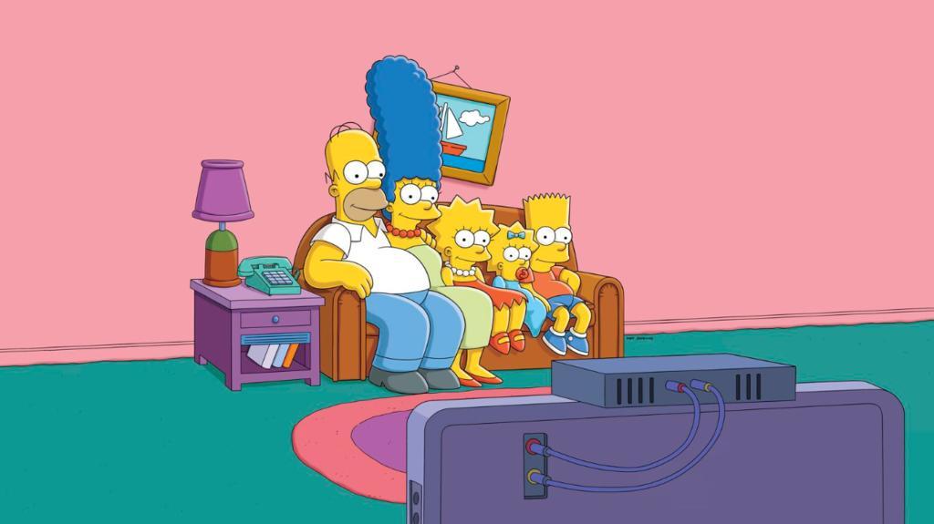 Simspons Familie