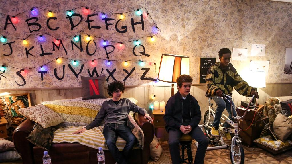 Stranger Things Zimmer