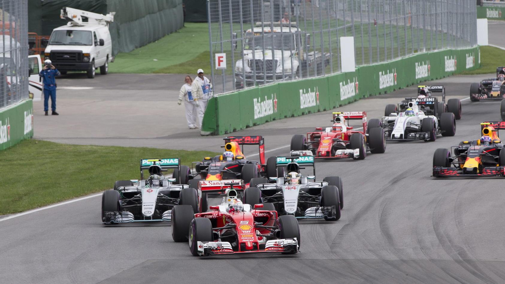 Formel 1 in Kanada