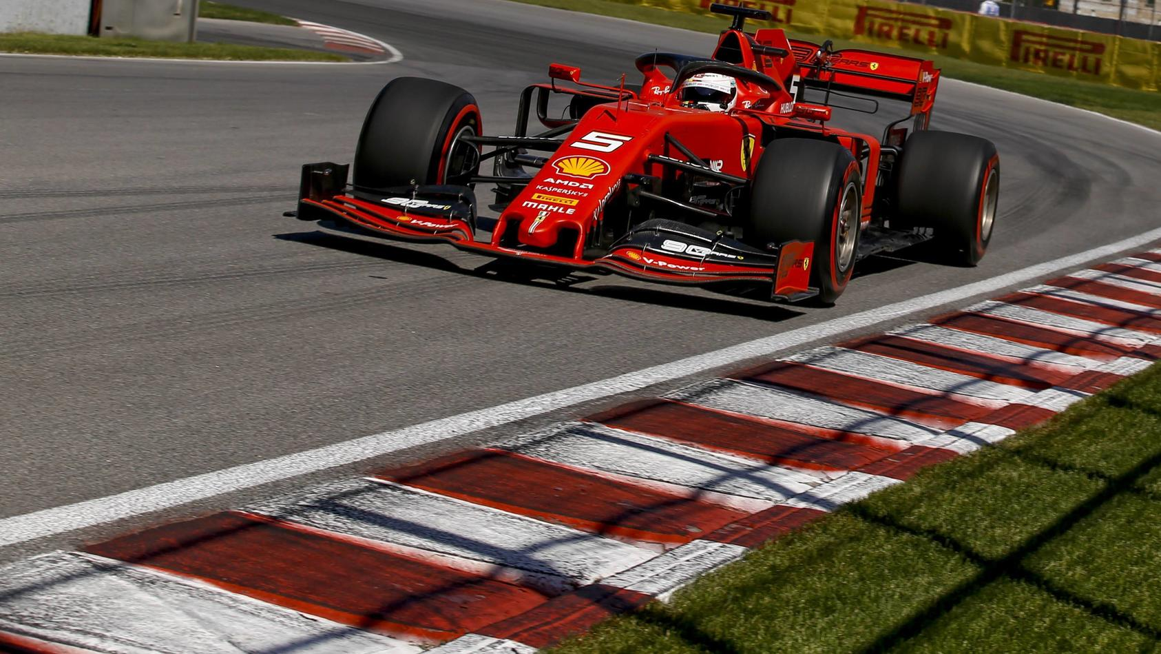 Motorsports FIA Formula One World Championship WM Weltmeisterschaft 2019 Grand Prix of Canada