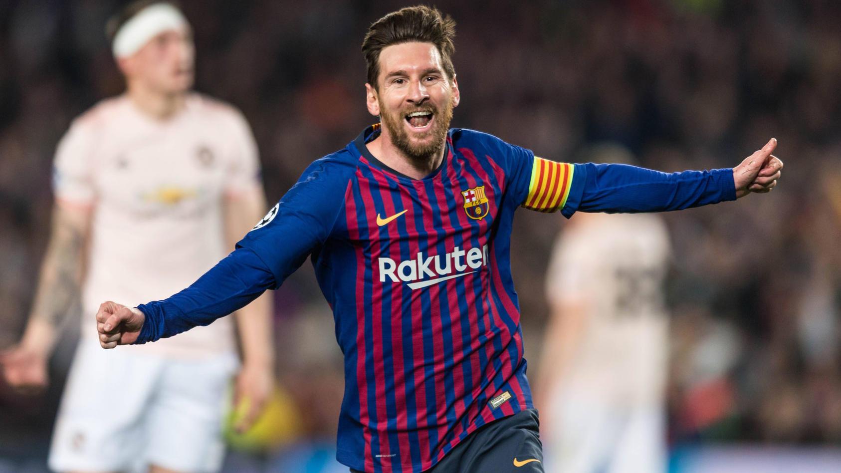 Lionel Messi, Forbes-Liste Nummer 1