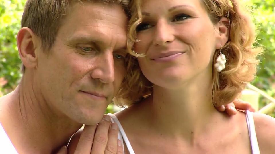 Janni Hönscheid und Peer Kusmagk wollen die Familie vergrößern