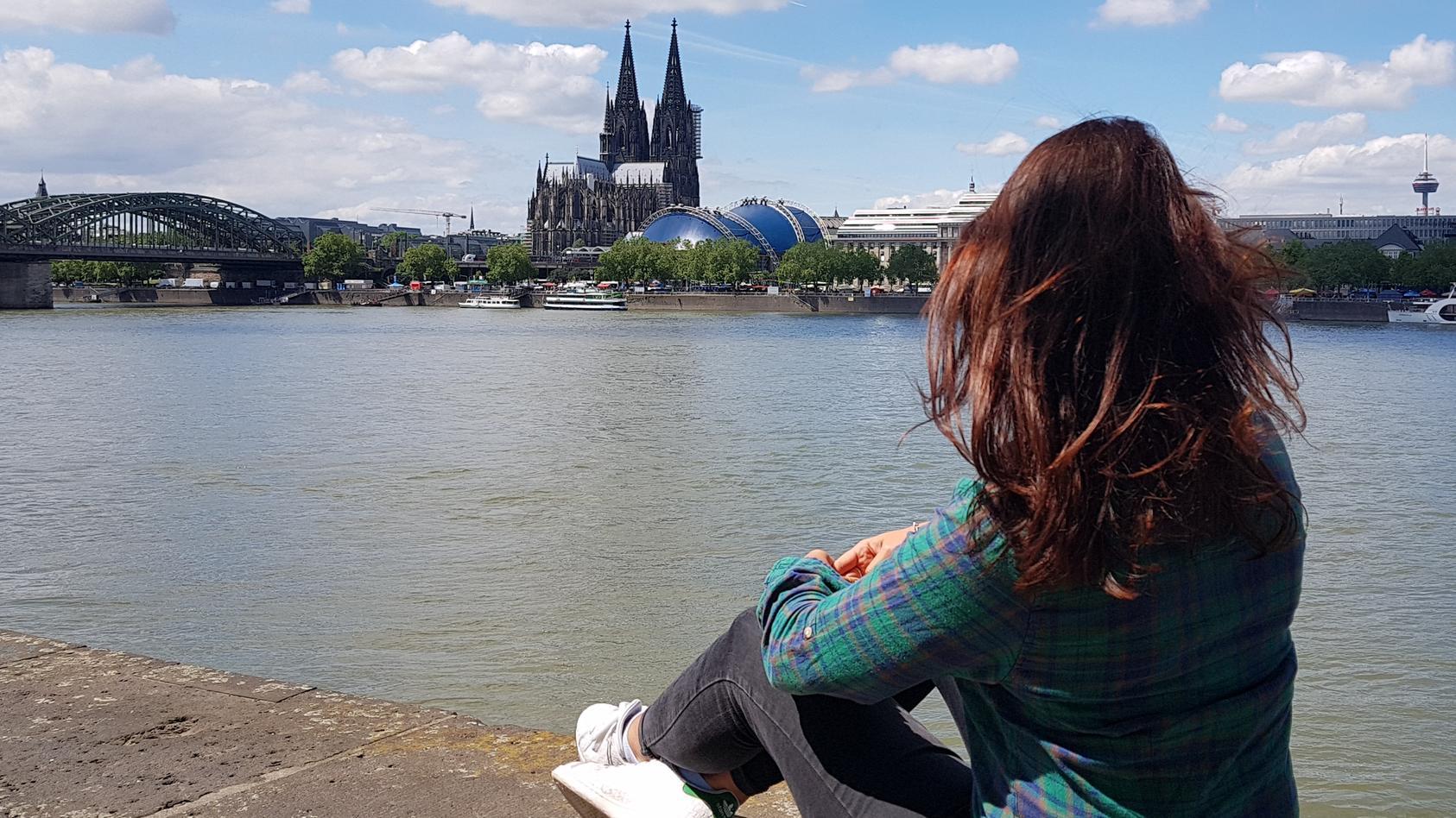 Manchmal auf Umwegen: Tina Tinderina ist auf der Suche nach der großen Liebe