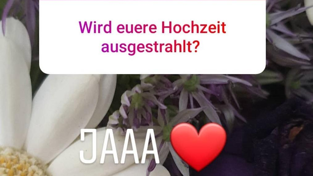 Sarafina Wollny Instagram Post