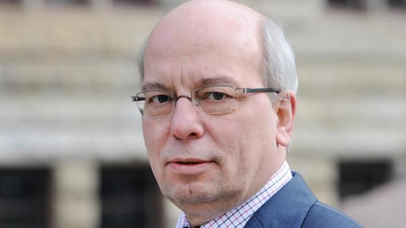 Der Bundesvorsitzende der Deutschen Polizeigewerkschaft (DPoIG), Rainer Wendt.