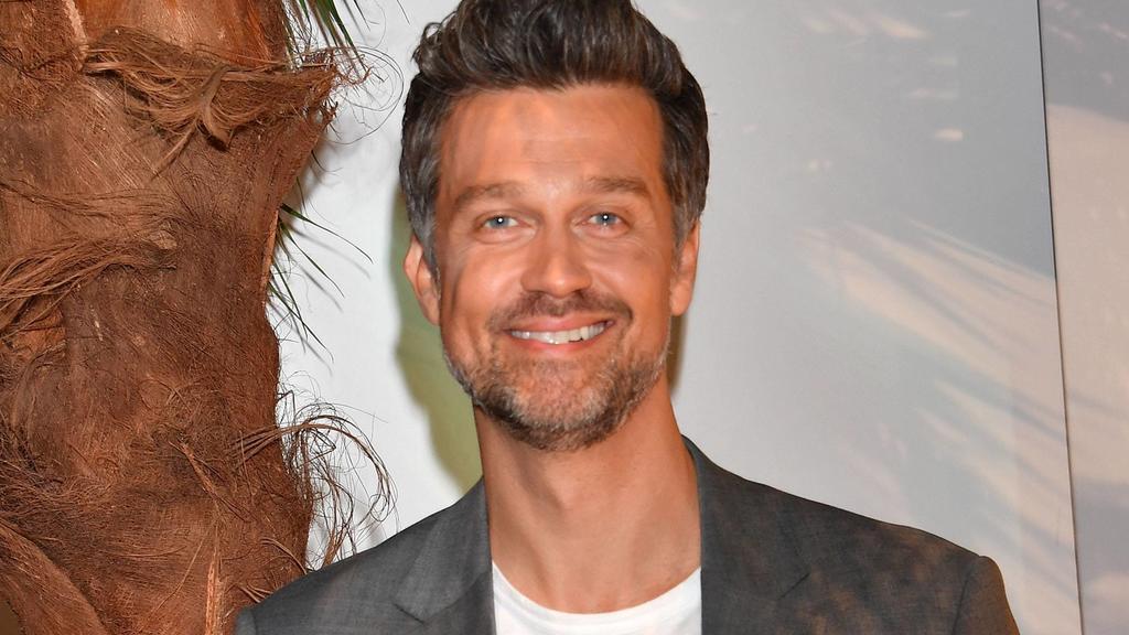 Moderator und Schauspieler Wayne Carpendale gewann die erste Staffel gemeinsam mit Isabel Edvardsson.