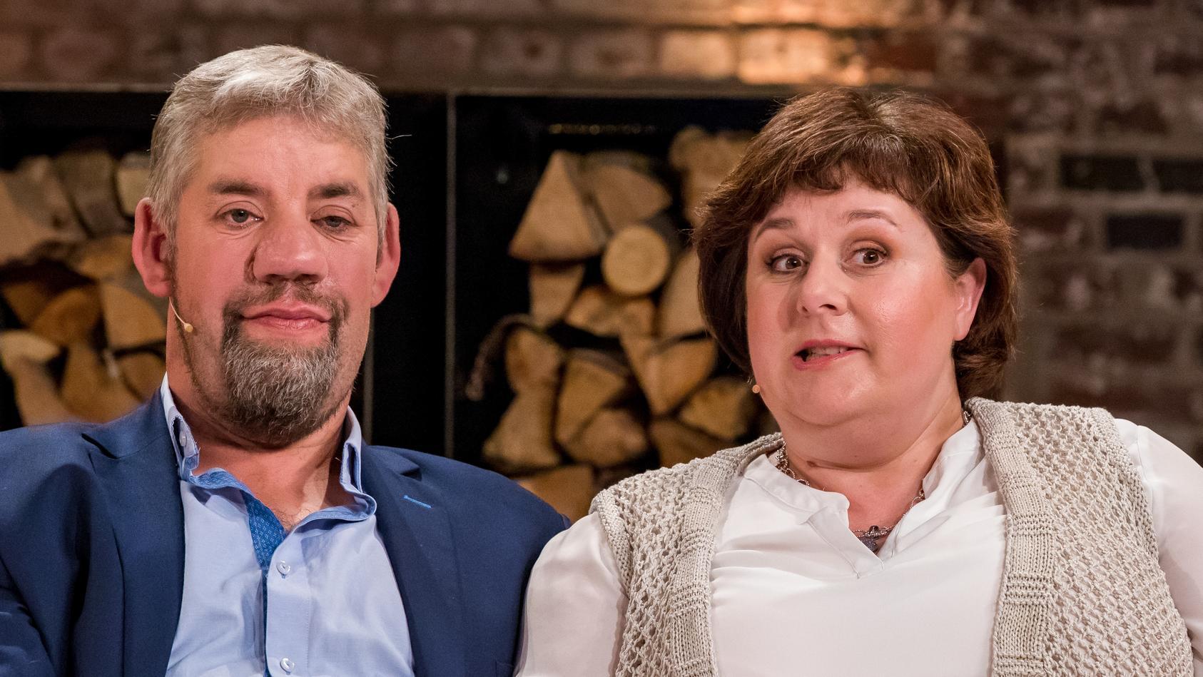 Iris und Uwe Abel sind seit 2011 ein Paar.