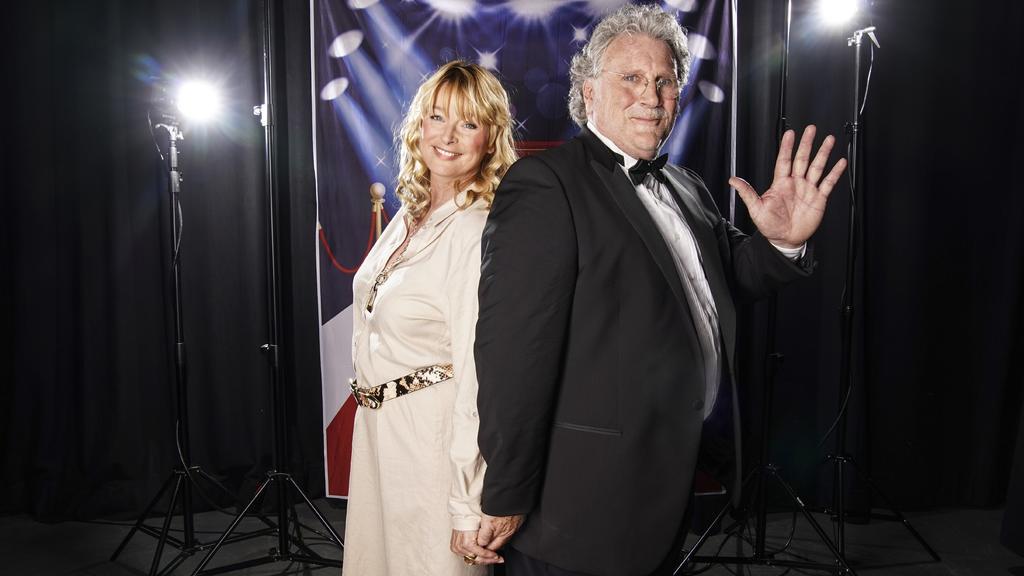 """Jessika Cardinahl und Quentin Dart Parker ziehen in """"Das Sommerhaus der Stars"""" 2019 ein."""