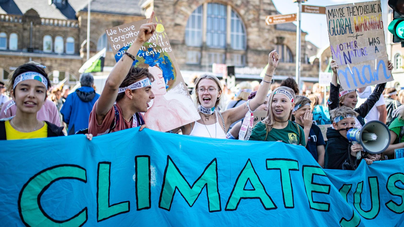 Die Jugend brachte das Klima-Thema auf die Agenda, Brüssel findet aber noch keine Antworten.