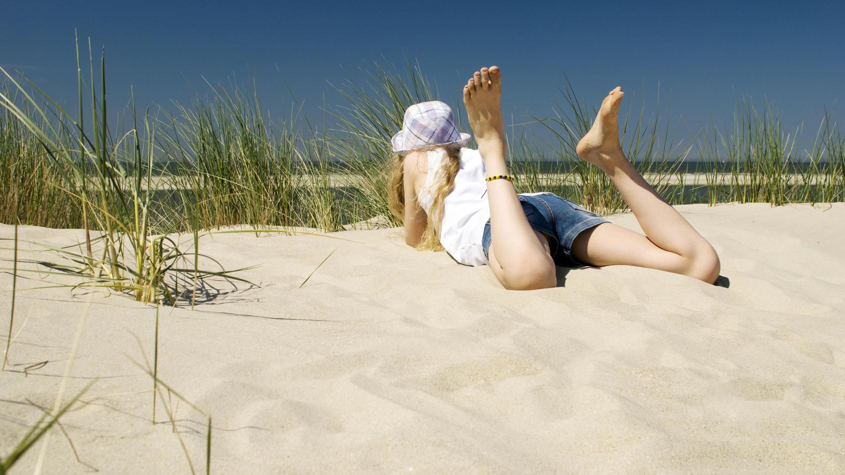 Arbeiten da, wo andere Urlaub machen? Das geht! Als Inselblogger auf Norderney.