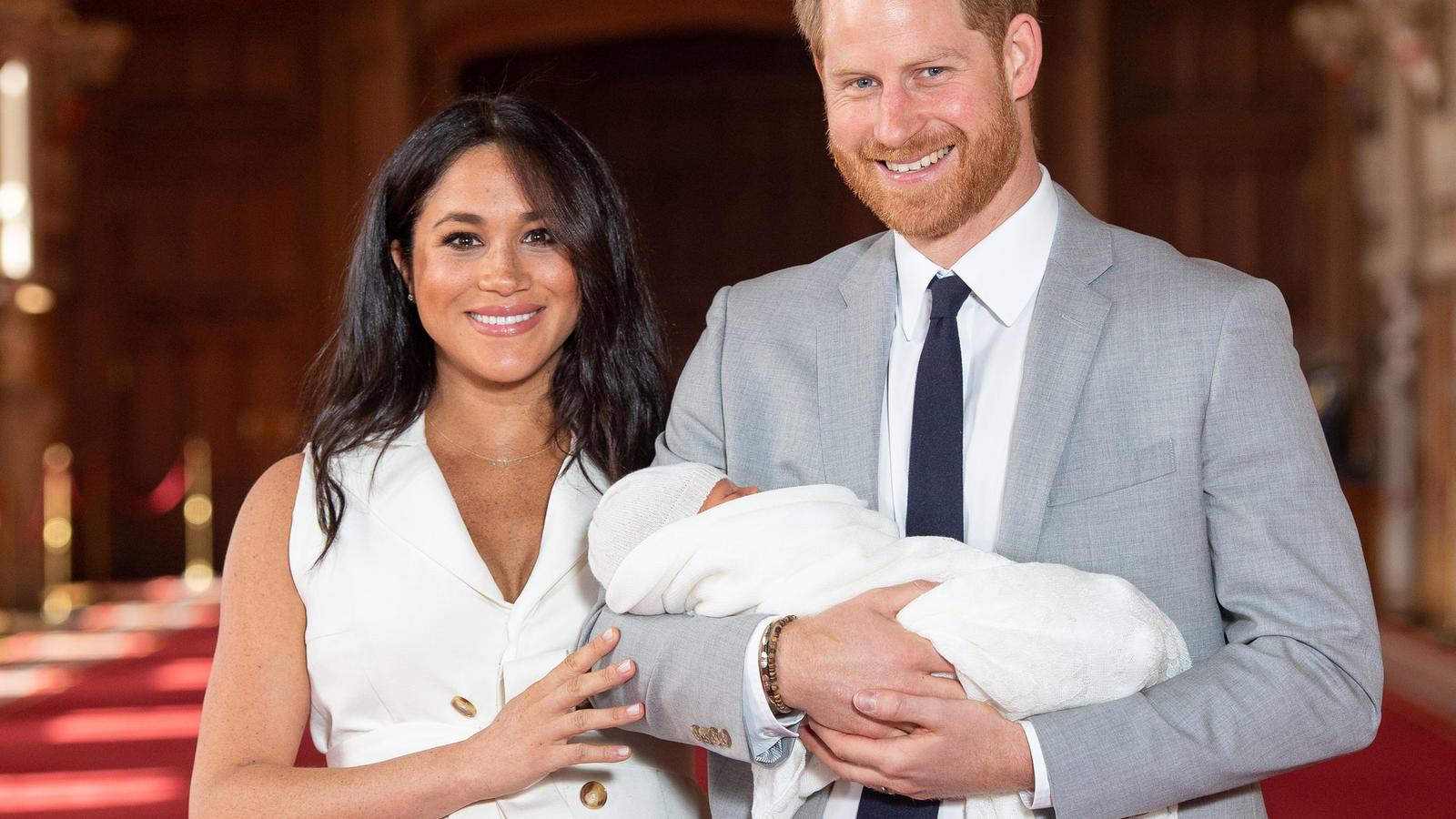 Herzogin Meghan und Prinz Harry zeigen ihrem Archie die große weite Welt: Schon diesen Herbst geht's nach Südafrika.