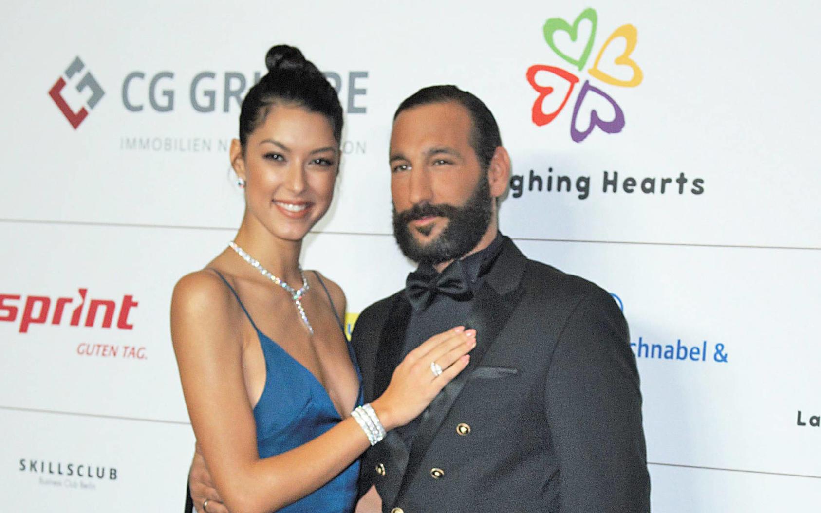 Rebecca Mir und Massimo Sinato sind noch immer schwer verliebt